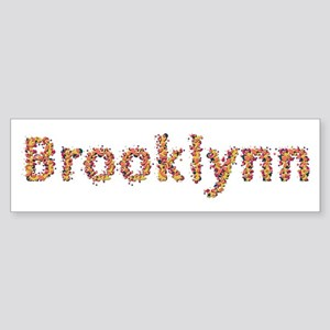 Brooklynn Fiesta Bumper Sticker