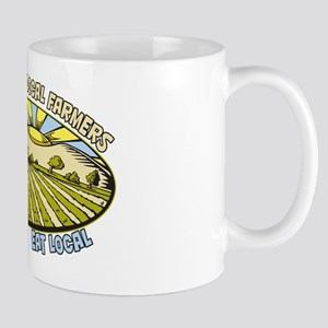 Support Your Local Farmers Mug