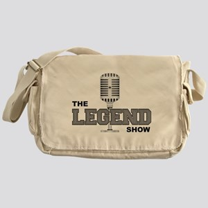 The Legend Show Messenger Bag