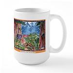 Saving for Winter Large Mug
