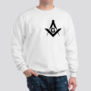 Outline Square and Compass Sweatshirt