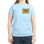 Will Work Inflation 2 Women's Light T-Shirt