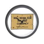 Will Work Inflation 2 Wall Clock