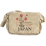 Cherry Blossoms - Japan Messenger Bag