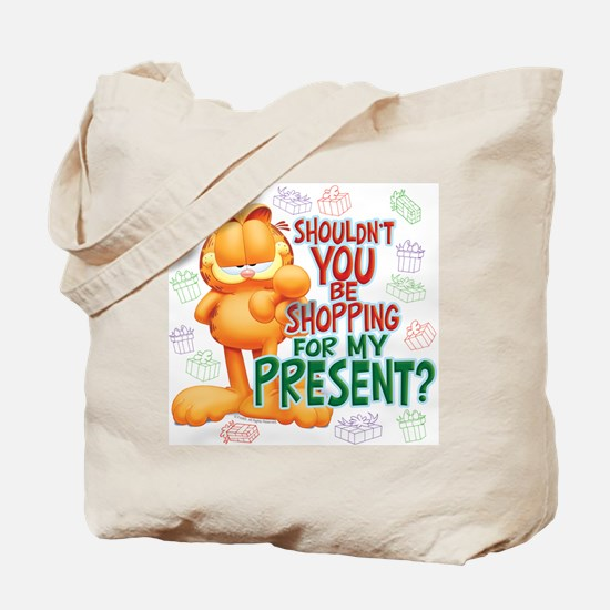 Shop For My Present? Tote Bag