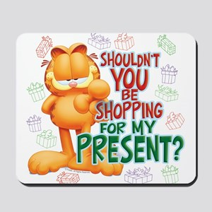 Shop For My Present? Mousepad