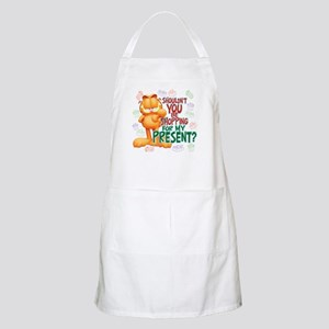 Shop For My Present? Apron