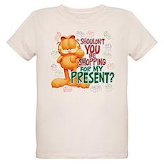 Shop For My Present? Organic Kids T-Shirt