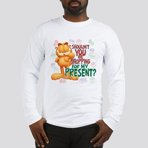 Shop For My Present? Long Sleeve T-Shirt
