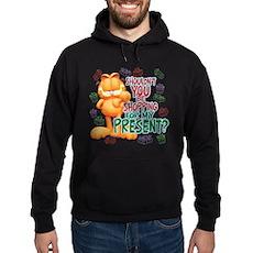 Shop For My Present? Hoodie (dark)