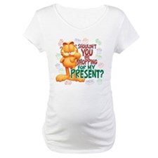 Shop For My Present? Maternity T-Shirt