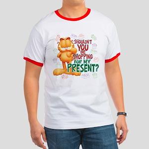 Shop For My Present? Ringer T