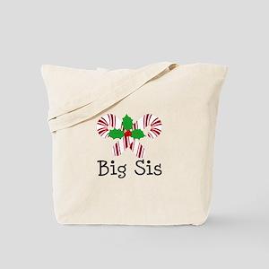 Big Sis Christmas Tote Bag