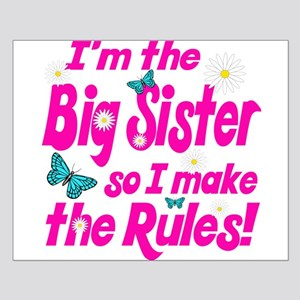 Big sister makes the rules Small Poster