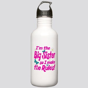 Big sister makes the rules Stainless Water Bottle