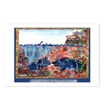 Whale Watching @ Cape Perpetua Postcards (Package