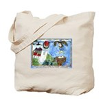 Bird Watching @ Heceta Lighthouse Tote Bag