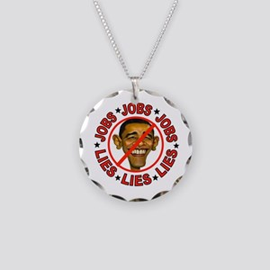 SPENDTHRIFT BARACK Necklace Circle Charm