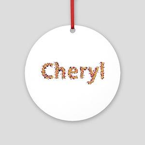 Cheryl Fiesta Round Ornament