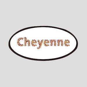 Cheyenne Fiesta Patch