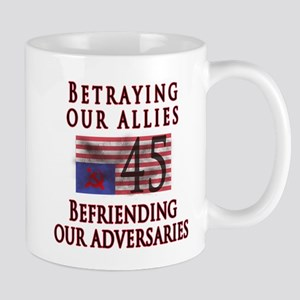 Betrayal Mugs