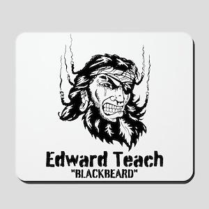 Edward Teach Mousepad