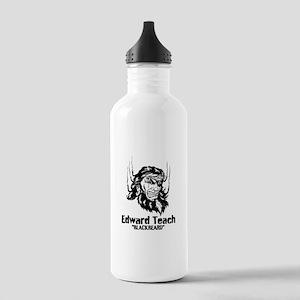 Edward Teach Stainless Water Bottle 1.0L