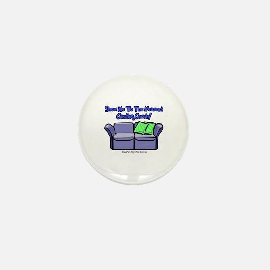 Casting Couch Mini Button