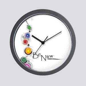 Be Now Wall Clock
