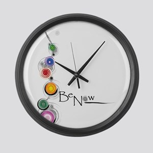 Be Now Large Wall Clock