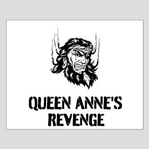 Queen Anne's Revenge Small Poster