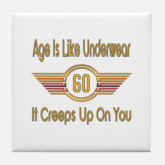 Quotes 60Th Birthday Amusing 60Th Birthday Quotes 60Th Birthday Quotes Coasters  Cork Puzzle
