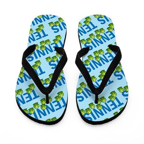 Tennis (f) Flip Flops