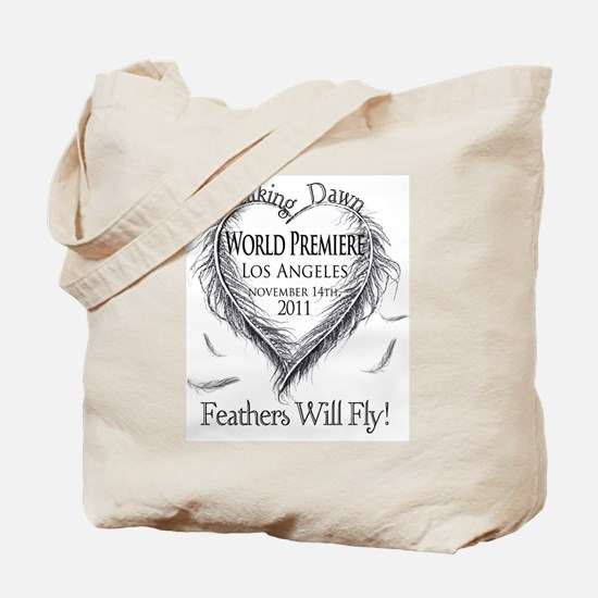 Funny Twilight movie premiere dates Tote Bag