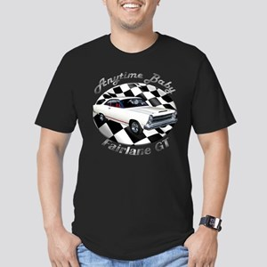 Ford Fairlane GT Men's Fitted T-Shirt (dark)