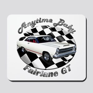 Ford Fairlane GT Mousepad