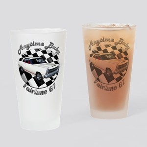 Ford Fairlane GT Drinking Glass