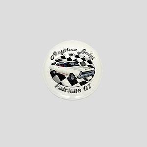 Ford Fairlane GT Mini Button (10 pack)