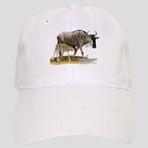White-Bearded Wildebeest Cap