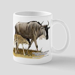 White-Bearded Wildebeest Mug