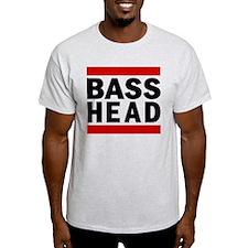 BASS HEAD. Light T-Shirt