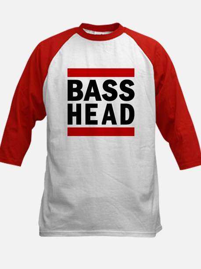 BASS HEAD. Kids Baseball Jersey