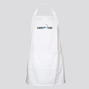 Cape Cod MA - Map Design Apron
