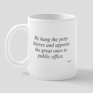 Aesop quote 25 Mug