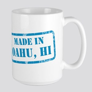 MADE IN OAHU Large Mug