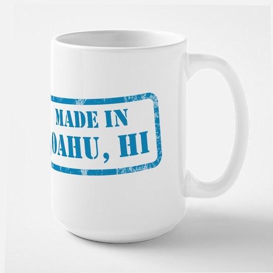 MADE IN OAHU Large Mug