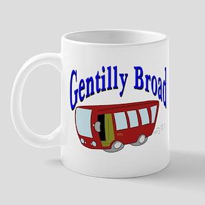 Gentilly Broad Mug