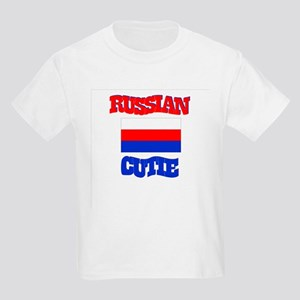Russian Cutie Kids T-Shirt