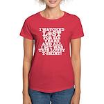 LOST LOUSY T-SHIRT Women's Dark T-Shirt