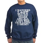 LOST LOUSY T-SHIRT Sweatshirt (dark)
